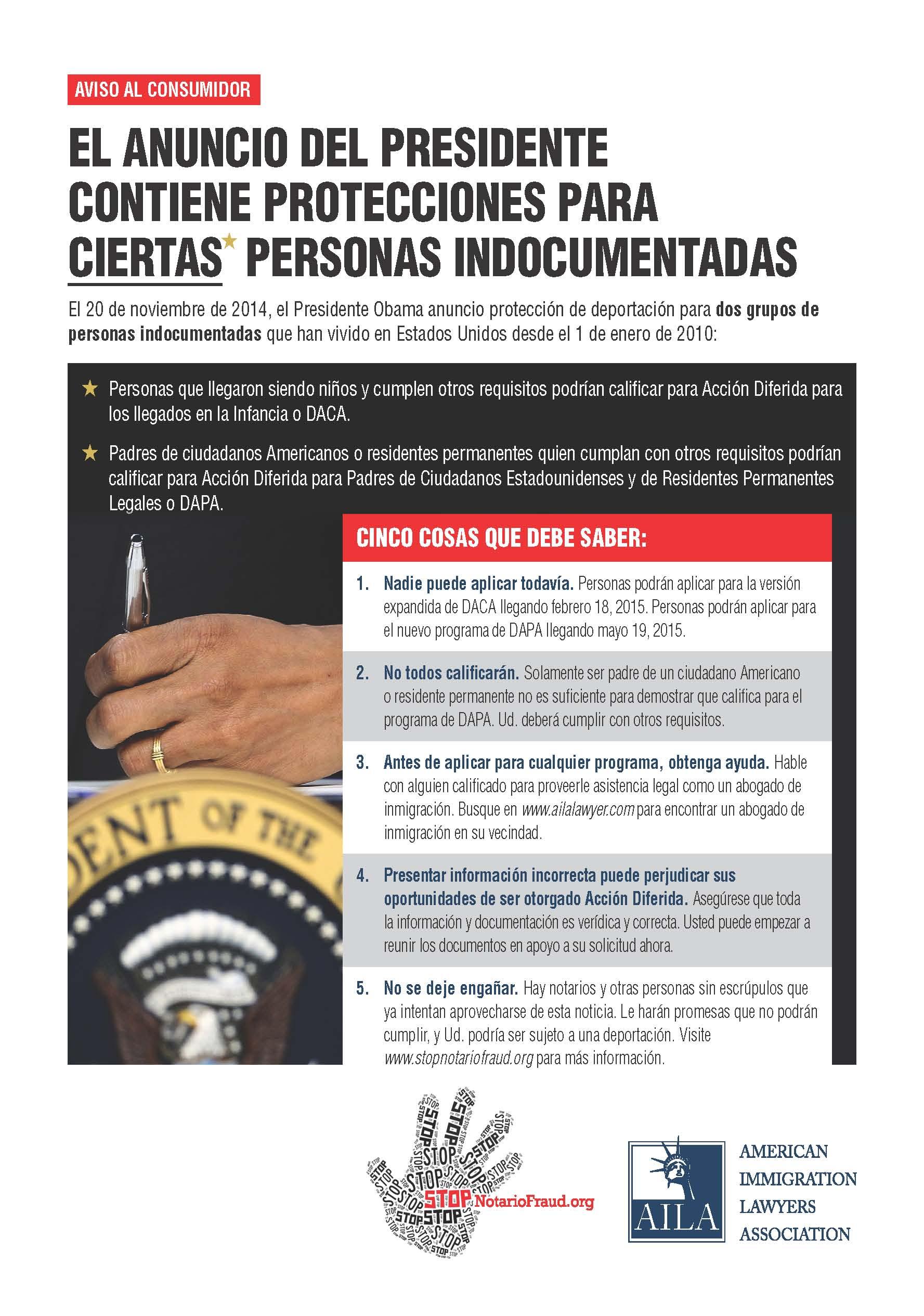 SusanRostiConsumerAlert_AdminRelief_Spanish